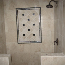 Bathroom by European Flooring Installers llc