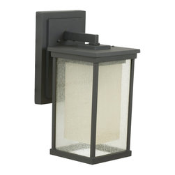 Exteriors - Exteriors Z3724-92 Riviera Transitional Outdoor Wall Sconce - Large - LARGE WALL MOUNT