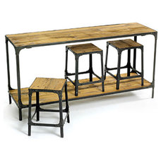 Traditional Bar Tables by Hudson Goods