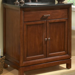 "30"" Modena Single Bath Vanity (MD3021D) -"