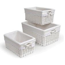 Farmhouse Baskets by Modern Furniture Warehouse