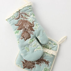 Traditional Oven Mitts And Pot Holders by Anthropologie