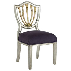 traditional dining chairs and benches by Wisteria