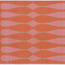 Eclectic Rugs by Madeline Weinrib
