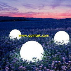 Modern Garden Sculptures by www.gointek.com Led furniture supplier from China