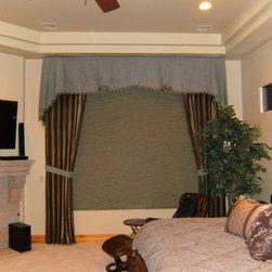Master Bedroom Suite - Amy Wolff Interiors