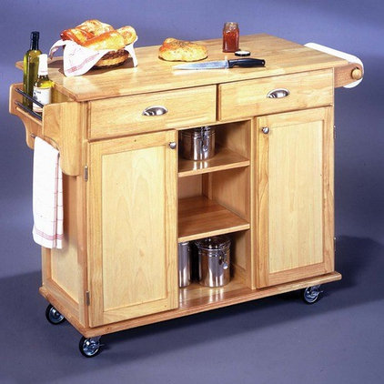 Traditional Kitchen Islands And Kitchen Carts by Wayfair