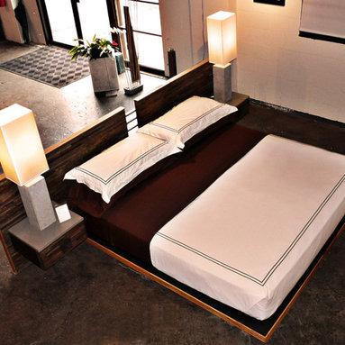 Zen Floating Bed - Concept