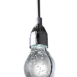 Modern Simple Bubble Crystal Pendant Lighting -