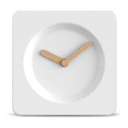 LEFF - LEFF Tile Wall Clock - Each clock comes with a service pack, which includes: