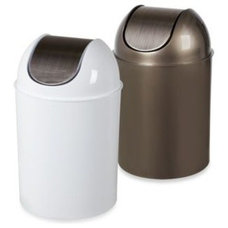 Contemporary Waste Baskets by Bed Bath & Beyond