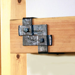 Offset Mantel Straps - Lapped and Offset Mantel Strap