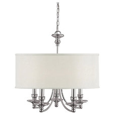 Transitional Chandeliers by South Shore Decorating