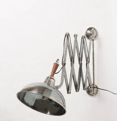 eclectic wall sconces by Anthropologie