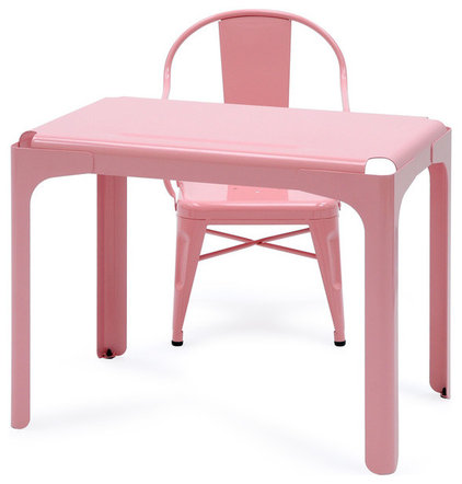 modern kids tables by Antiquaire Online