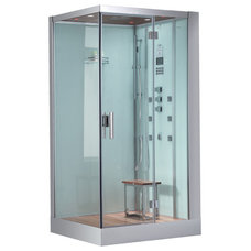 Modern Steam Showers by Luxury Bath Collection
