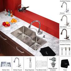 Modern Kitchen Sinks by DirectSinks