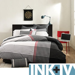 Ink and Ivy Blake 3-piece Duvet Cover Set