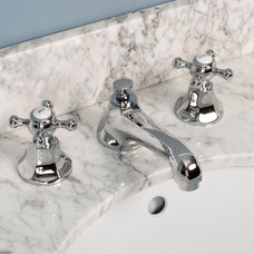 Traditional Bathroom Faucets And Showerheads by Signature Hardware
