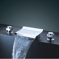 Contemporary Bathtub Faucets by sinofaucet