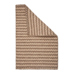 Hook & Loom Rug Company - Perendale Natural Wool Woven Rug - 100% Natural Wool Rug, expertly and tightly hand-woven. Edges are hand bound instead of hemmed, so this rug is 100% reversible for twice the wear. Colors are natural sheep colors. We use no dyes, chemicals, or latex, so it is earth-friendly and family friendly.