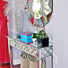 Contemporary  by Nicole White Designs Inc
