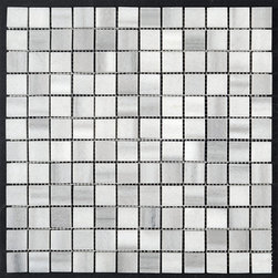 Stone & Co - Equator Marmara Marble Polished 1x1 Mosaic - Finish: Polished