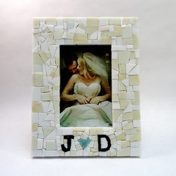 Mosaic Picture Frames -