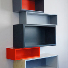 Contemporary Wall Shelves by Think Fabricate