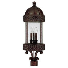 Traditional Post Lights by Elite Fixtures
