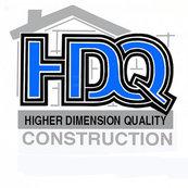 Higher Dimension Quality Construction Logo