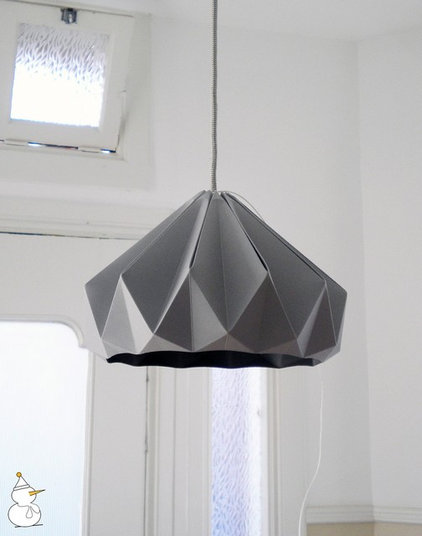 eclectic lamp shades by Studio Snowpuppe