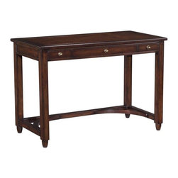 EuroLux Home - New Writing Table Havana Umber Finish Cherry - Product Details