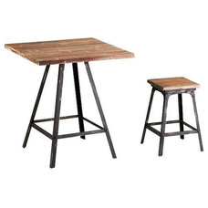 Contemporary Bistro Tables by Chachkies