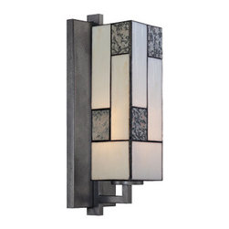 Designer Fountain - Bradley Wall Sconce - Wall Sconce