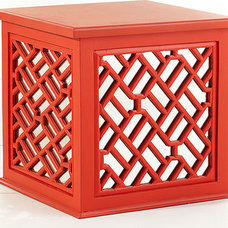 Asian Side Tables And End Tables by Wisteria