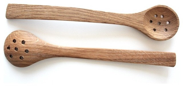 Traditional Cooking Spoons by Eva Goicochea