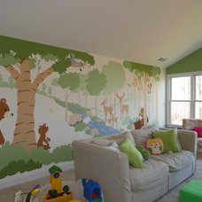 traditional kids decor by Elephants on the Wall