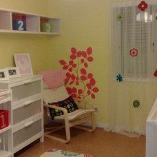 Modern Kids Beds IKEA GULLIVER White Convertible toddler