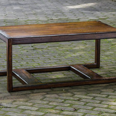 Rustic Coffee Tables by Zin Home