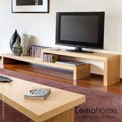 Temahome Cliff 180 TV Bench - Temahome Cliff 180 TV Bench