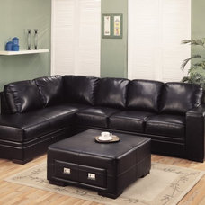 Contemporary Sectional Sofas by Hayneedle