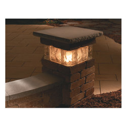 "20"" Pillar Kit with Glass 