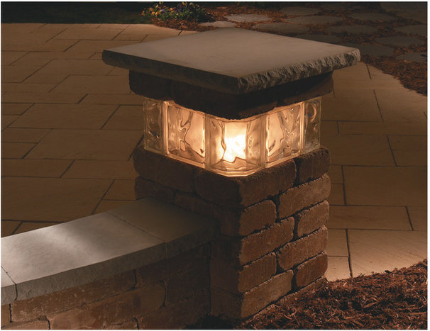 Modern Outdoor Lighting by Necessories™  Kits for Outdoor Living