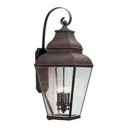Livex Lighting - Livex Lighting 2596-07 Outdoor Lighting/Outdoor Lanterns - Livex Lighting 2596-07 Outdoor Lighting/Outdoor Lanterns