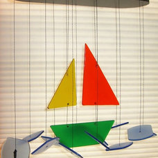 Contemporary Wind Chimes by Etsy