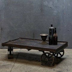 eclectic coffee tables by Factory 20