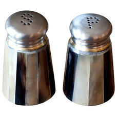 Contemporary Salt And Pepper Shakers And Mills by BoBo Intriguing Objects