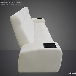 LUXURY Home Theater Seating. The FORTUNY by Cineak. - REDEFINING CUSTOM THEATER SEATING