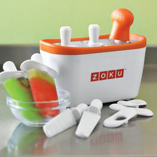 Modern Popsicle Molds by Williams-Sonoma